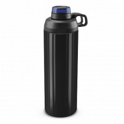 900ml Black Dark Blue Primo Metal Drink Bottle