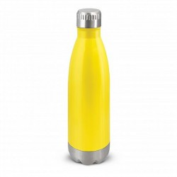 700ml Yellow Mirage Metal Drink Bottle