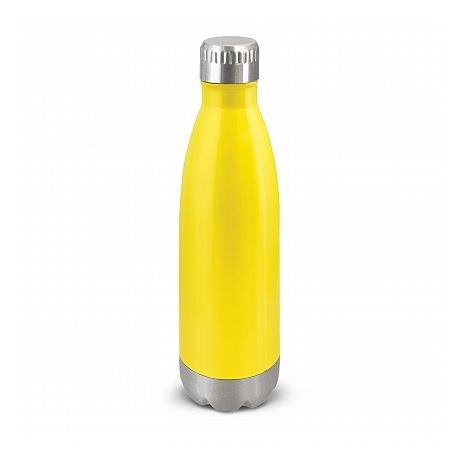 700ml Yellow Mirage Metal Drink Bottle