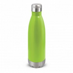 700ml Bright Green Mirage Metal Drink Bottle