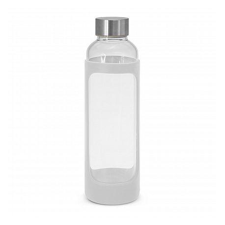 600ml White Venus Drink Bottle - Silicone Sleeve