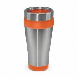 350ml Orange Aspen Thermal Mug