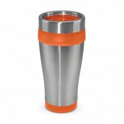 350ml Orange Aspen Thermal Mug