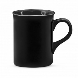 250ml Black Paris Coffee Mug