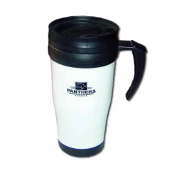 Polo Plastic Travel Mug