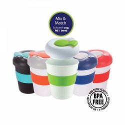 320ml Profile Karma Kup - Mix & Match Cup, Band and Lids