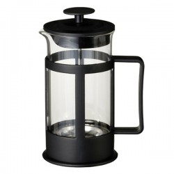 Black Plastic Coffee Press